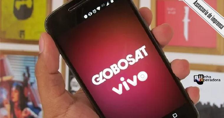 Vivo anuncia lançamento dos serviços digitais de vídeo da Globosat