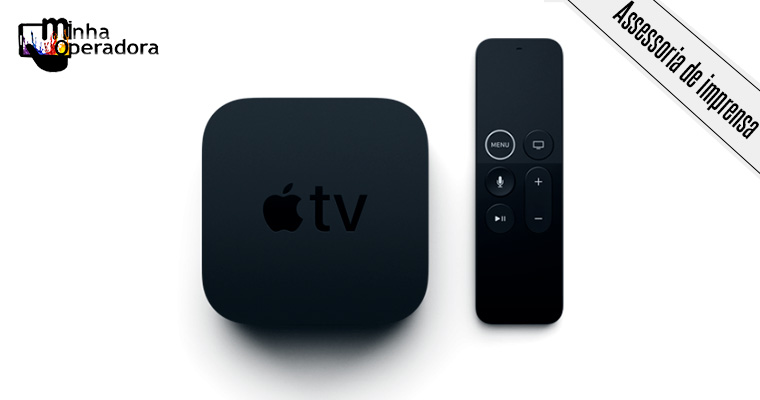 Vivo inicia as vendas da Apple TV 4K
