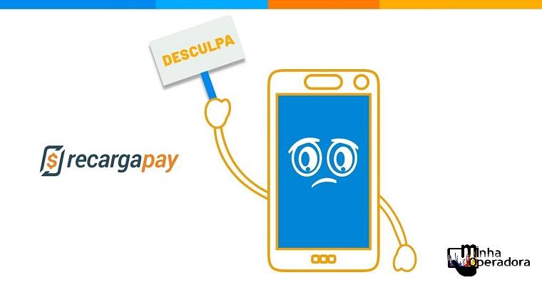 RecargaPay cai e deixa milhares de usuários sem cupom de desconto