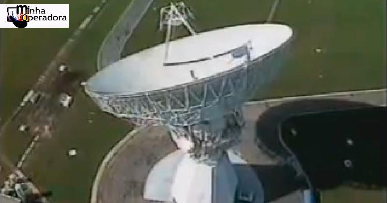 Primeira estação de operação de satélites do Brasil faz 50 anos
