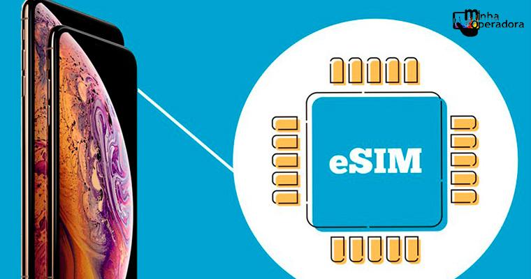 Rumor: Claro lançará suporte aos iPhones com e-SIM esta semana