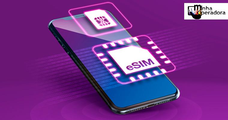 Claro confirma suporte ao e-SIM; confira os smartphones compatíveis