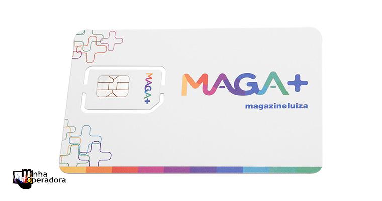 Maga +, conheça o plano de celular pré-pago do Magazine Luiza
