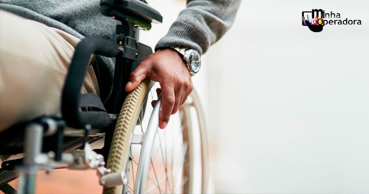 TIM é a operadora mais acessível para portadores de deficiência