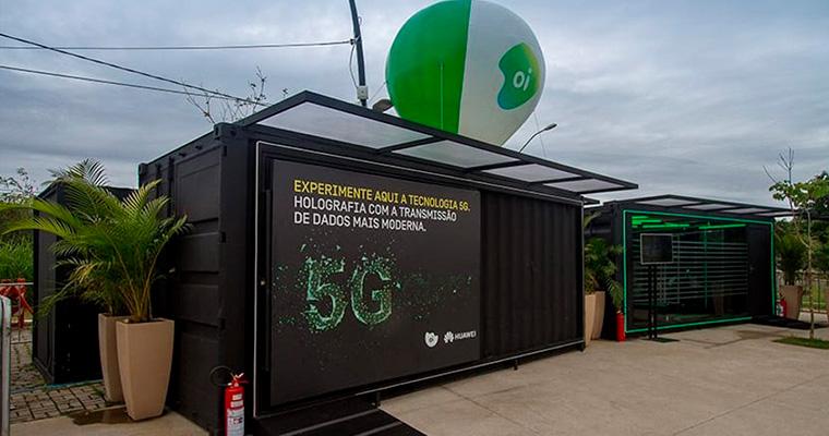 Internet 5G é testada em Búzios pela Oi em parceria com a Huawei