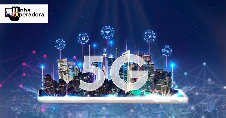 Qualcomm diz que Brasil está muito atrasado em relação ao 5G