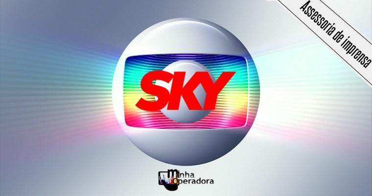 SKY anuncia a entrada de seis afiliadas da Globo em seu line-up