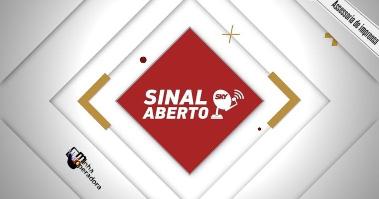 SKY abre sinal de canais para clientes Pré e Pós-Pago