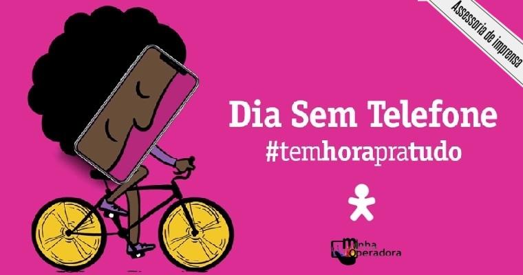 Vivo lança movimento para criar o Dia Sem Telefone