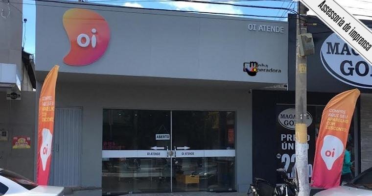 Oi chega a 76 franquias no Centro-Oeste com abertura de duas lojas