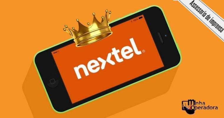 Nextel tem o melhor desempenho na Pesquisa de Satisfação da Anatel