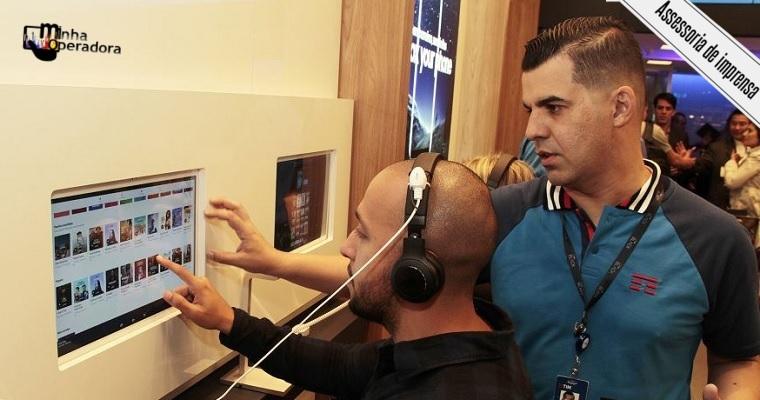 TIM inaugura primeira loja digital em São Gonçalo