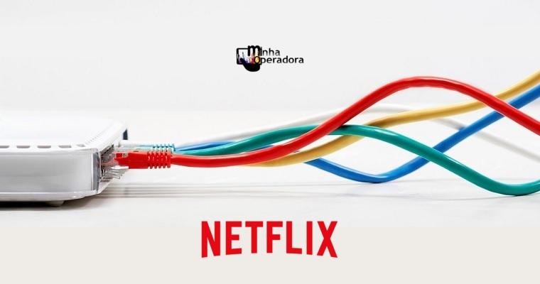 Netflix elege internet fixa da Oi como a mais rápida do Brasil