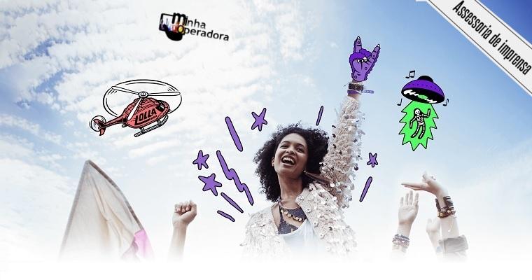 Vivo Valoriza levará clientes para o Lollapalooza