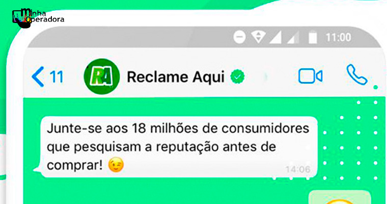 Reclame Aqui: agora é possível enviar reclamações por WhatsApp
