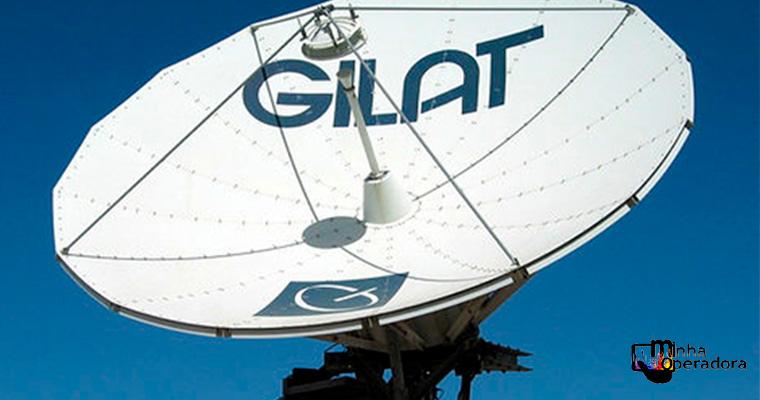 TIM escolhe backhaul por satélite da Gilat