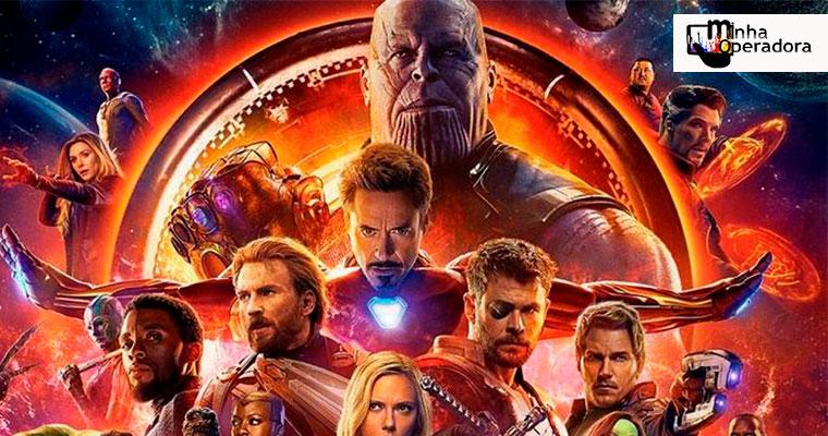 Telecine exibirá maratona de filmes da Marvel