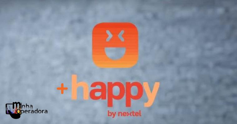 Nextel: não é mais necessário convite para ser +Happy