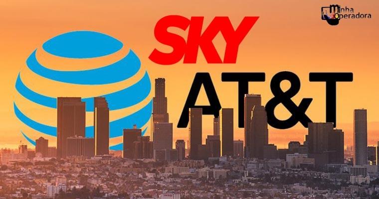 AT&T está disposta a fechar canais no Brasil para não perder SKY