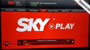 SKY Play passa a ter a funcionalidade de canais ao vivo