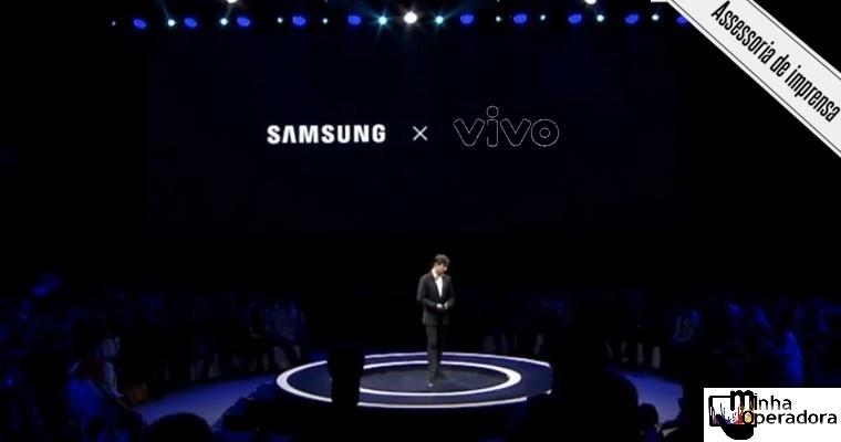 Vivo e Samsung juntam forças em nova forma para pagar aplicativos