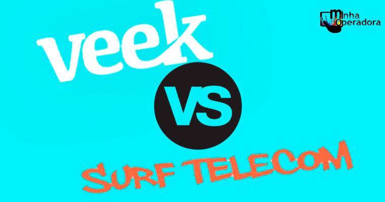 Veek é descredenciada pela Surf Telecom; entenda o que muda