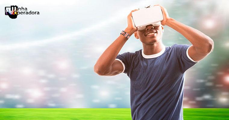 5G proporcionará diversa experiência em eventos esportivos