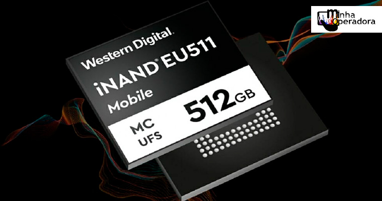 Mirando no 5G, WD anuncia solução de armazenamento para smartphones