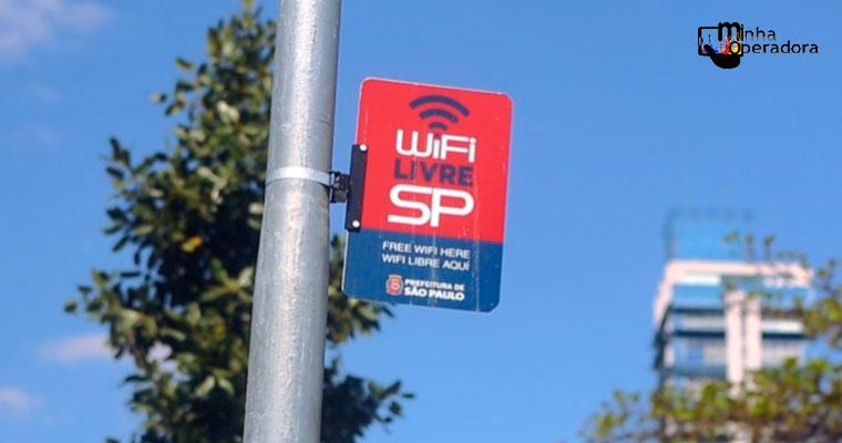 Wi-Fi Público em SP terá 300 pontos de conexão até o fim de 2019