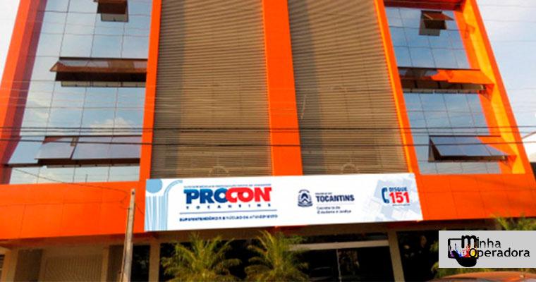 Procon  de Tocantins abre processo coletivo contra a Claro