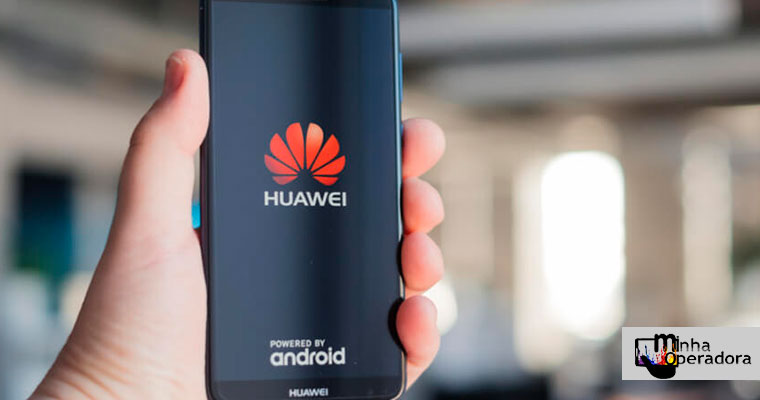 Huawei apresentará smartphone 5G na próxima semana