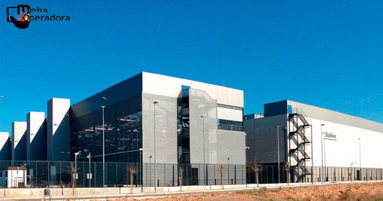 Telefónica, dona da Vivo, vende 11 data centers