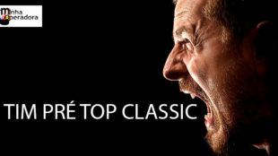 promoção tim pré top classic sumiu