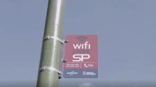 pontos de acesso Wi-Fi do Google pelo Brasil