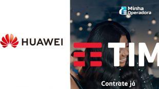 Briga da Huawei com os EUA não preocupa a TIM