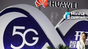 Huawei promete altos investimentos no 5G