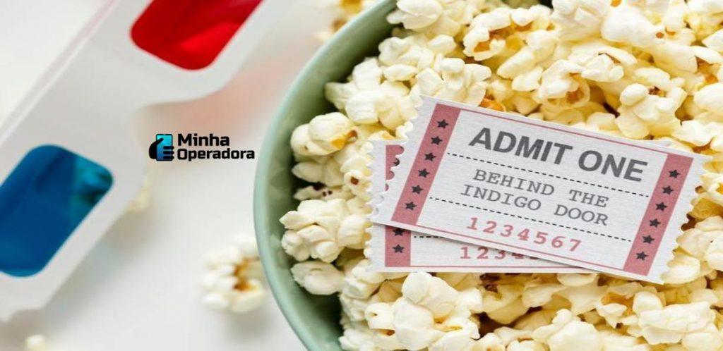 Final Feliz: Cliente da TIM já pode utilizar voucher's para o cinema