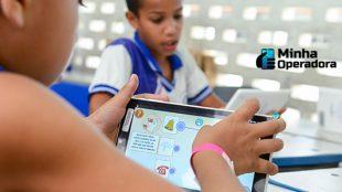 Projeto Aula Digital chega a mil escolas brasileiras