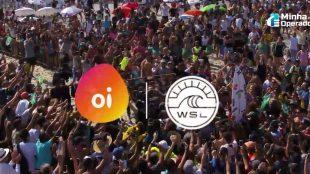 Oi disponibiliza Wi-fi gratuito  durante etapa nacional do mundial de surfe