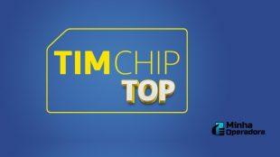 tim chip top nova promoção da tim