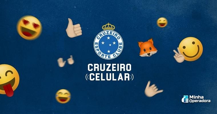 Cruzeiro Celular, nova operadora de telefonia móvel do Cruzeiro Esporte Clube