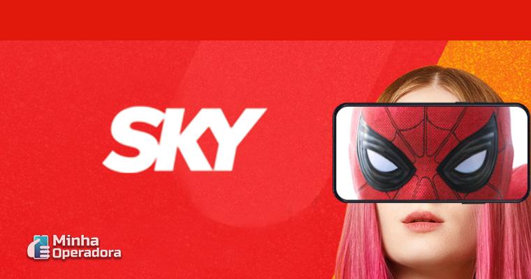 Imagem: Site da SKY