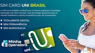 UNI Global Telecom inicia operações no Brasil em agosto