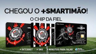 +SmarTimão: conheça os planos da operadora de celular do Corinthians