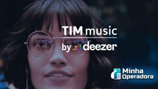 Clientes corporativos da TIM ganham acesso ao Deezer