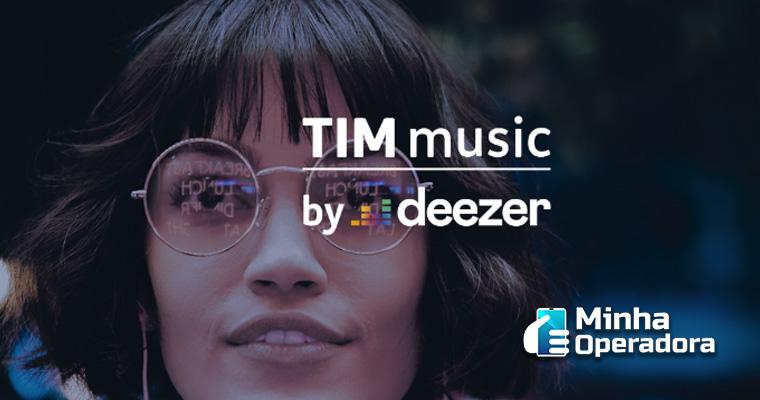 Divulgação TIM Music.