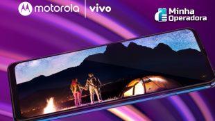 Motorola, Vivo e Cinemark se unem para divulgar novo smartphone