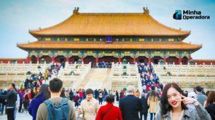 China espiona os celulares dos turistas, diz jornais