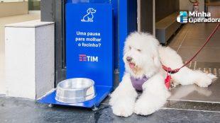 Avenida Paulista ganha loja pet-friendly da TIM