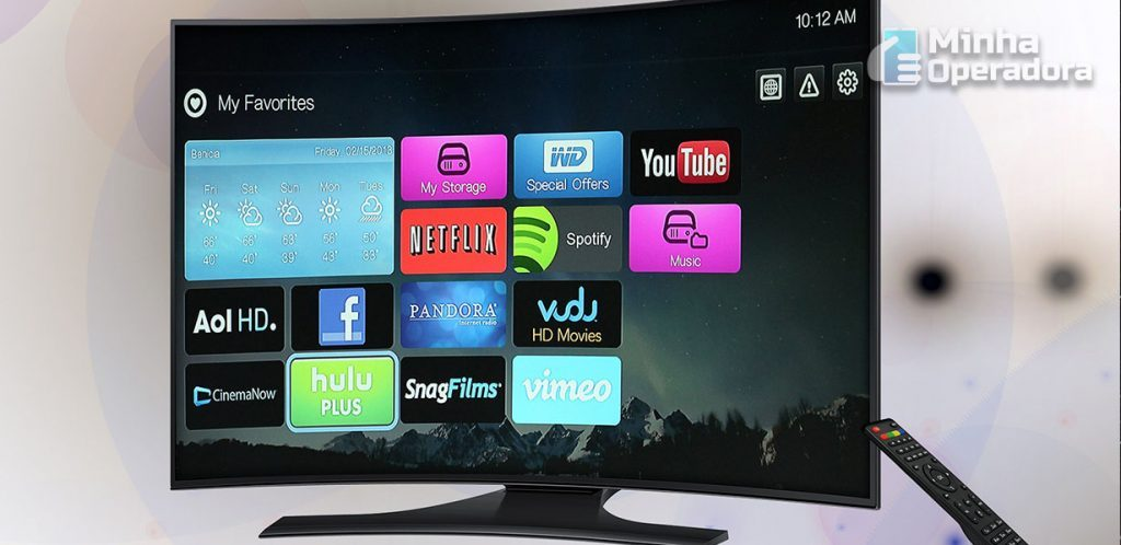 TVs da Philips e AOC